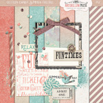 Cotton Candy Summer Mini Kit Freebie from Antebellum Press