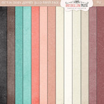 Cotton Candy Summer Solid Paper Pack from Antebellum Press