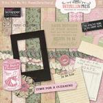 PS Blog Train Renewal Freebie Kit from Antebellum Press