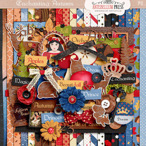 Enchanting Autumn Kit from Antebellum Press