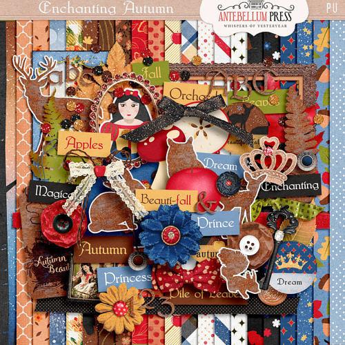 Enchanting Autumn Kit from Antebellum Press