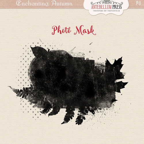 Enchanting Autumn Kit [Elements Photo Mask] from Antebellum Press