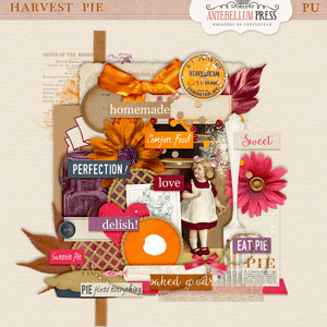 Harvest Pie Kit [Elements] Freebie from Antebellum Press