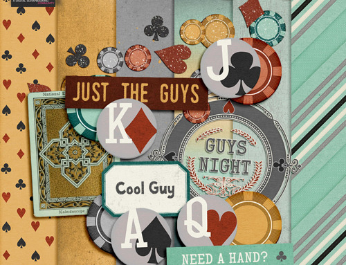 PS January 2017 The Guys – Game Night