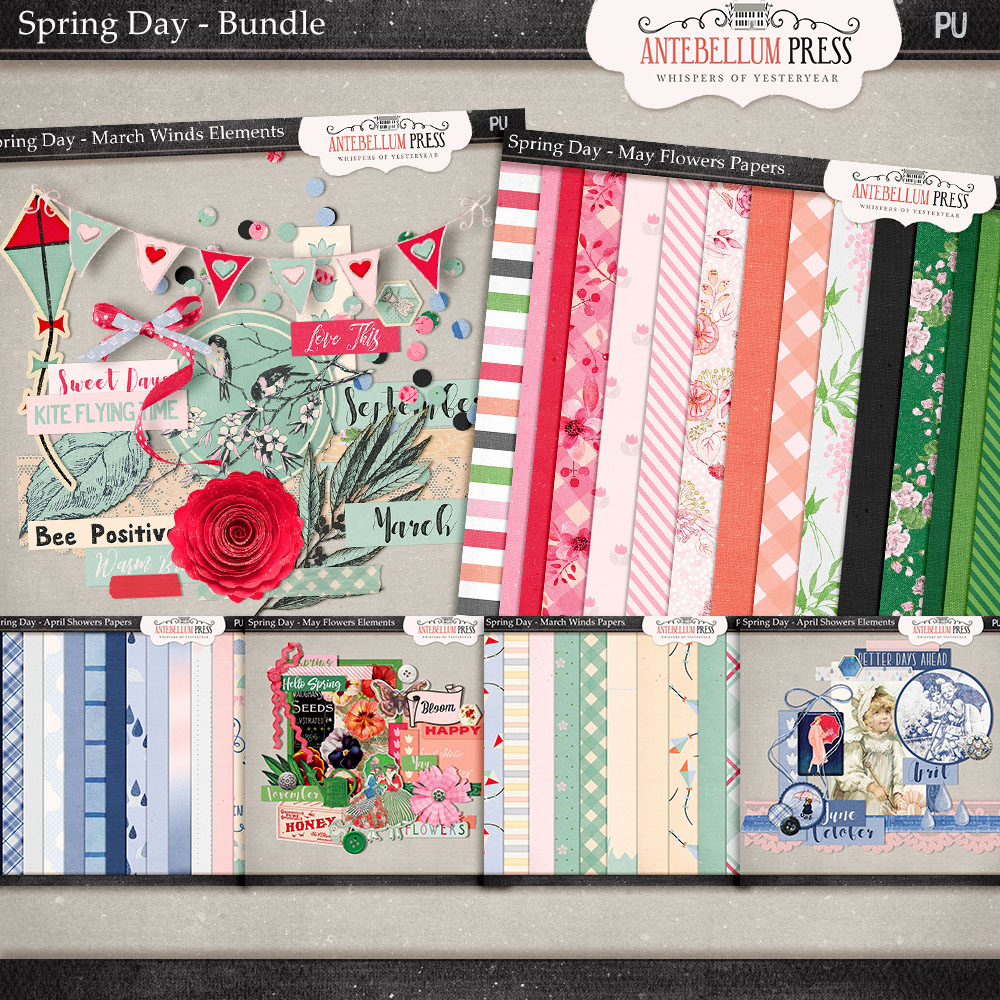 Spring Day is Now in the Shoppe