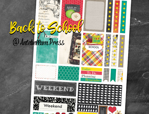 Back to School Planner Freebies