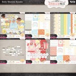 Antebellum Press Baby Shower Bundle