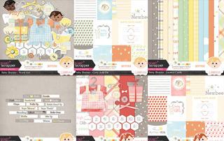 Antebellum Press Baby Shower Bundle