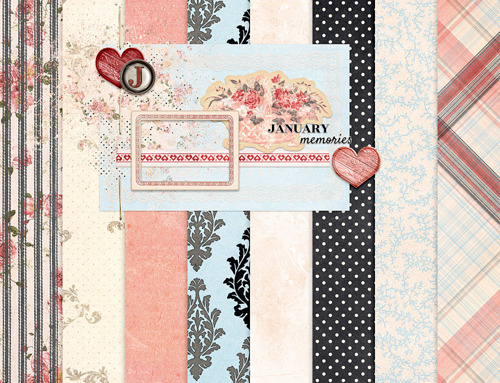 January 2018 Blog Train – Treasured Freebie