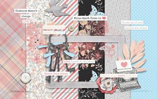 PSMar2018 Blog Train - Love Knows No Borders Mini Kit @ Antebellumpress