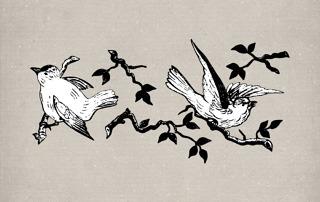 PS CU Blog Train March 2018 - Birds and Bracnhes Freebie