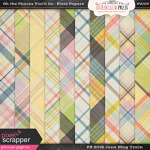 PSJun18BT- Oh the Places You'll Go - Plaid Papers @ Antebellumpress