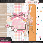 Ice Cream Mini Kit Freebie @ Antebellumpress