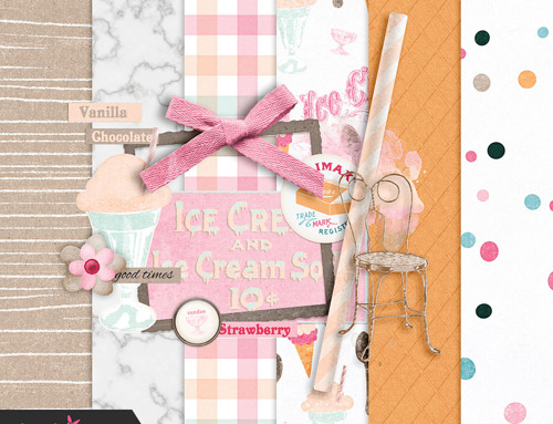 June Good Life Bundle +Ice Cream Freebie