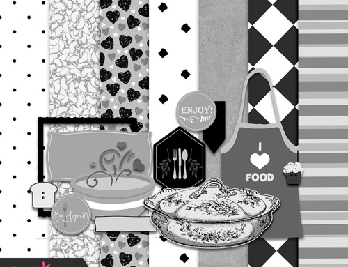 Comfort Food Template Bundle