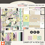 Antebellum Press Dawn of a New Day @ Scrappy Sisters